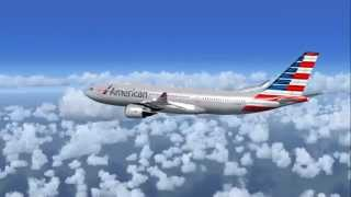 American Airlines Boarding Song
