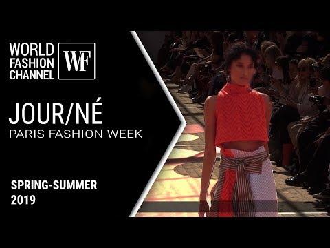 JOUR/NÉ spring-summer 2019 | Paris fashion week
