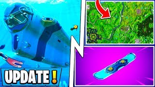 *NEW* Fortnite Update! | Season 8