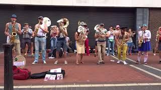 TOCCATA Fanfare KRAPO Dublin