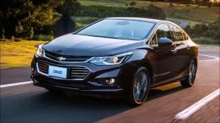 Novo Chevrolet Cruze 2017: preços, consumo, detalhes - www.car.blog.br