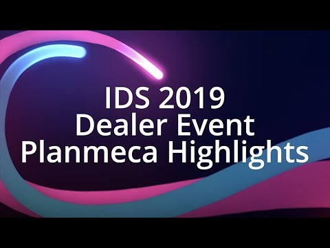 Dealer Event Planmeca Highlights IDS 2019