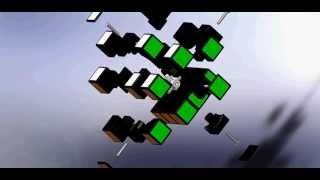 3D Rubik's Cube - SolidWorks