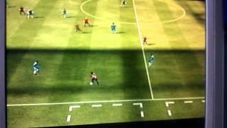 Fifa 12 LUKA MODRIC GOAL