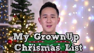 My Grown Up Christmas List - Jason Chen