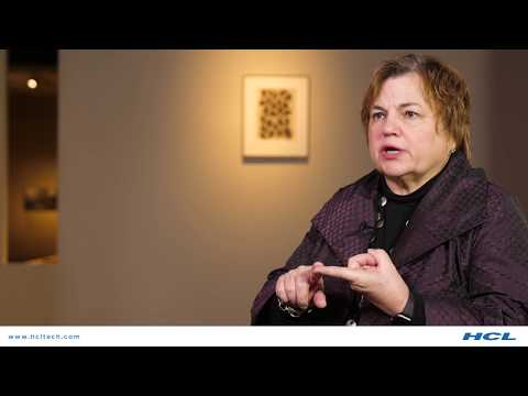 Board Member, Robin Abrams, on the importance of mentorship | HCL Technologies