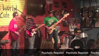Psychotic Reaction - by The Count Five...cover