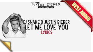 DJ Snake x Justin Bieber - Let Me Love You (Koni Remix) (Emma Heesters Cover)