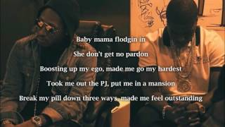 Kodak Black ft. Future - Boost My Ego (Lyrics Video)