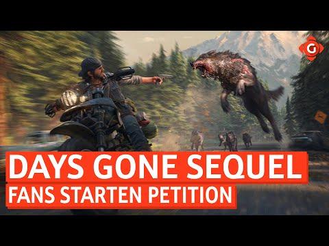 Days Gone: Petition für Sequel gestartet! Godfall: Kommt wohl für weitere Plattform!   GW-NEWS