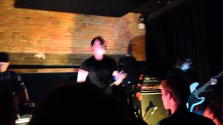 "Future Islands - ""Before The Bridge"" - The Bartlett - Spokane, WA - 04/02/14"