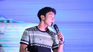 """[HD FANCAM] 171025 BFORCE """"AKAD"""" COVER AT FRIDAY KUSTIK WITH DREAMERS RADIO PART 1"""