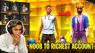 Noob To Richest Account In 10Sec 😱😱😱