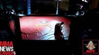 NXFC II Theran Sorenson Vs Ryan Torrence