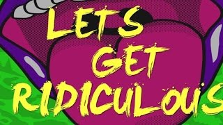 Lets Get Ridiculous - REDFOO (Zumba Coreography by The 4Js)