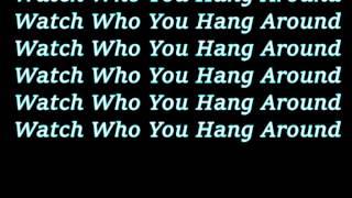 "Speaker Knockerz - "" Hang Around "" Lyrics"