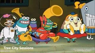 Dance Gavin Dance Albums as Spongebob Scenes