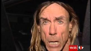 Iggy Pop n'aime pas la Techno ! - Iggy Pop hates Techno (2007)
