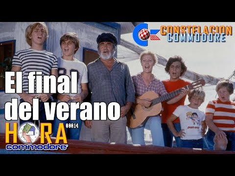 La Hora de Commodore #0014(3T) - El final del verano