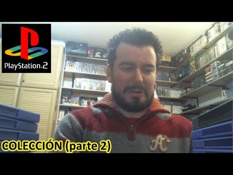 MI COLECCIÓN DE PLAYSTATION 2 (parte 2) - En Español PS2