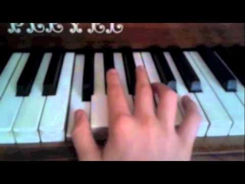 Jouer Clocks de Coldplay au piano