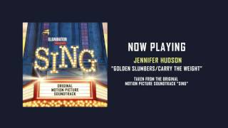 "Jennifer Hudson – ""Golden Slumbers/Carry The Weight"""