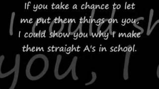 Chris Brown - Gimme That with lyrics