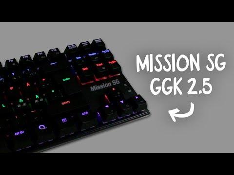 Mission SG GGK 2.5 Gamingtangentbord