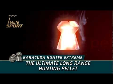 Video: H&N Baracuda Extreme pellets - specs, and promo   Pyramyd Air
