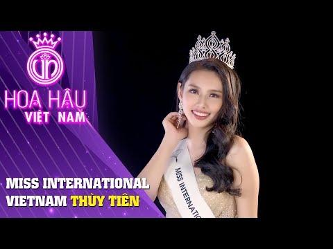 Hoa hậu Việt Nam | Miss International Vietnam 2018 NGUYỄN THÚC THÙY TIÊN