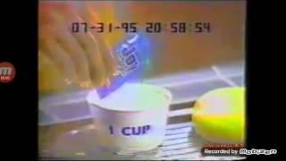 Joy Dishwashing Liquid with Yoyoy Villame (Version 3) TVC 1995