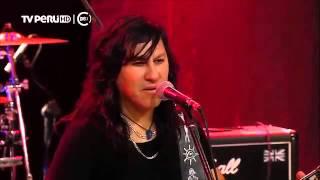 Pienso en ti  _TREMOLO en Vivo   TV Peru Rock Nacional