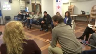 Jornadas de concientización sobre Hepatitis en Uruguay. Dr.Juan Ceretta