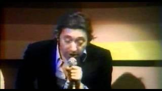 Je suis venu te dire que je m'en vais - Serge Gainsbourg - Taratata - 1974
