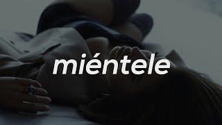"""Miéntele"" Reggaeton Instrumental 2017 | Pore Muzic"