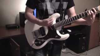 The Ventures - Batman Theme Song - Cover by Jalveste (Heavy Version)