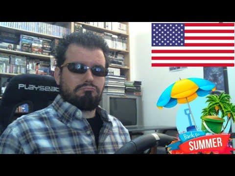 AMERICAN SLO #5 || Summer Games - Juegos de Verano