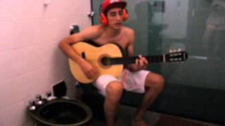Blink 182 - Give me one good reason acoustic (cover)