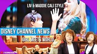 """Liv & Maddie Cali Style """"Sing It Louder-a-Rooney"""" 