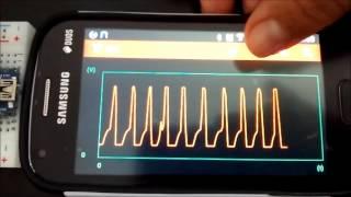 Arduino + Android + Bluetooth + ECG