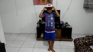 Meu filho dançando música do filme ela dança eu danço 5.