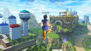 Dragon Ball Xenoverse 2 - Toki Toki City (Xenoverse 1) song MOD