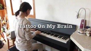 Tattoo On My Brain Bastian Baker (piano cover)