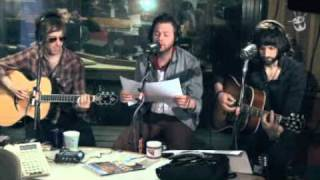 Kasabian - I'm So Tired  (Live at Triple J studio)
