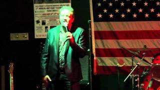Colin Paul sings 'Paralyzed' Elvis Presley Memorial VFW 2015