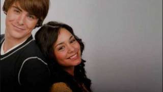 """♪♫""""Just Wanna Be With You"""" Español Cantable) - Version Extendida - HSM3"""