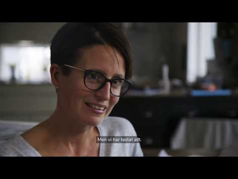 Sarah – en av 1,3 miljoner (kortfilm om anhörigskap)