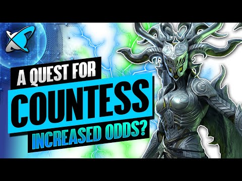 A QUEST FOR COUNTESS LIX !! | Guaranteed Champion Event Analysis | RAID: Shadow Legends