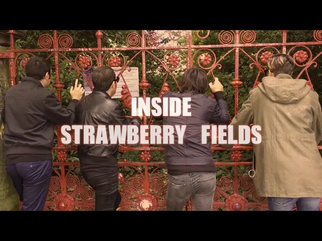 version de los flaming shakers de strawberry fields forever