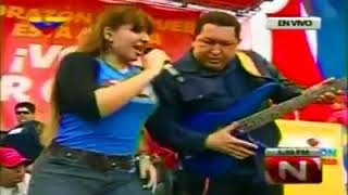 Dragonforce - Through the fire and flames  Version Chavez